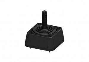 Finger Tip Controlled Joystick