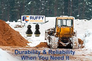 Heavy Duty Joysticks for Construction Machinery